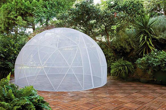 Toile moustiquaire pour abri Garden Igloo | Jardideco
