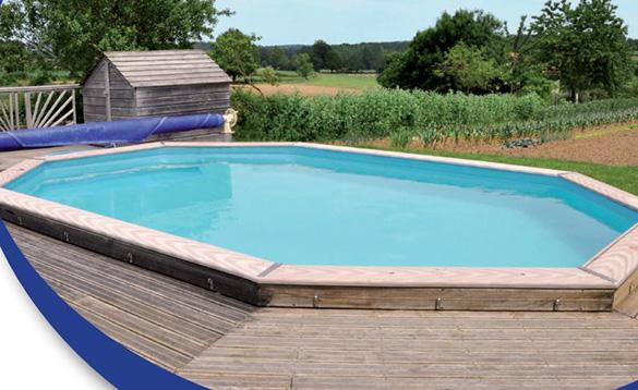 Piscine sunbay sunbay piscine bois dans piscine achetez for Acheter piscine bois