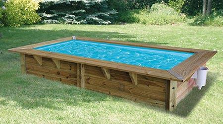 piscine bois 5*3