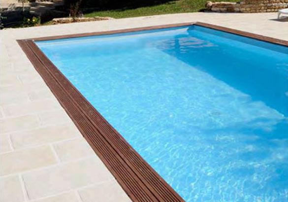 Piscine bois sunbay cardamon 12 x 4 x 1 46 m filtre et for Piscine sunbay bois