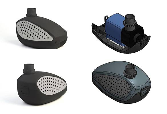Pompe de filtration pour bassin ubbink mod le smartmax for Pompe de filtration pour bassin