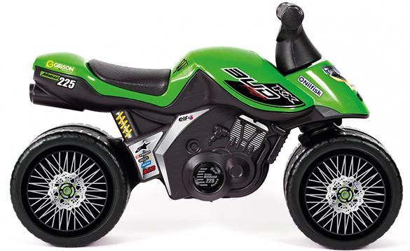 porteur enfant falk mod le moto kawasaki x bud racing. Black Bedroom Furniture Sets. Home Design Ideas