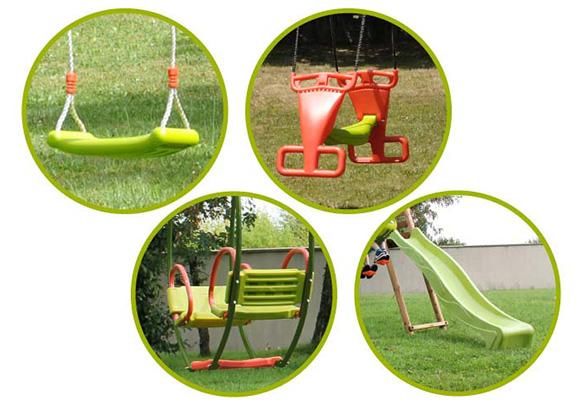 portique en bois pour enfants mod le hellebore soulet. Black Bedroom Furniture Sets. Home Design Ideas