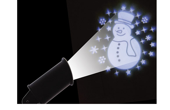 Projecteur laser no l motif bonhomme de neige fixe for Projecteur laser decoration de noel