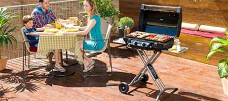 proteger son barbecue campingaz series 2