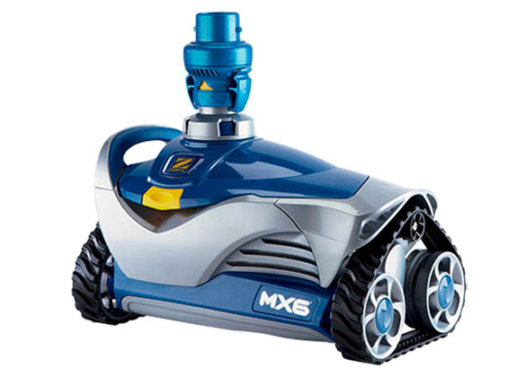 Robot nettoyeur piscine intex aspirateur manuel clean vac for Robot pour piscine intex