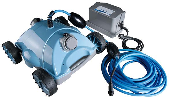 Robot de piscine lectrique mod le robotclean 2 ubbink for Test robot piscine