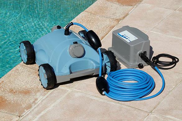 Robot de piscine lectrique mod le robotclean 2 ubbink for Robot aspirateur piscine electrique