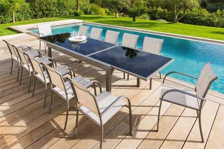 Best Table De Jardin Extensible Hesperide Pictures - Amazing House ...