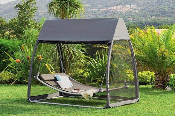 toile de rechange pour balancelle trinidad hesp ride. Black Bedroom Furniture Sets. Home Design Ideas