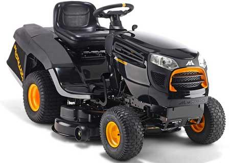 tracteur tondeuse mc culloch 14 5 cv 97 cm 4500 m bac jardideco. Black Bedroom Furniture Sets. Home Design Ideas