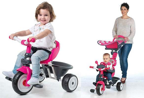 tricycle enfant baby driver confort. Black Bedroom Furniture Sets. Home Design Ideas
