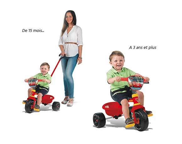 tricycle enfant smoby be move licences heros. Black Bedroom Furniture Sets. Home Design Ideas