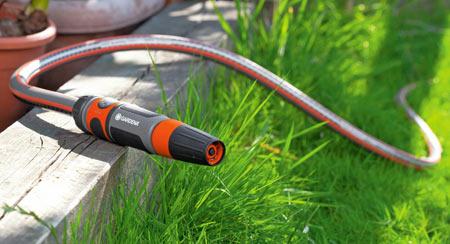 Tuyau arrosage gardena comfort flex jardideco for Arrosage jardin gardena