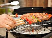 vignette Barbecue bois